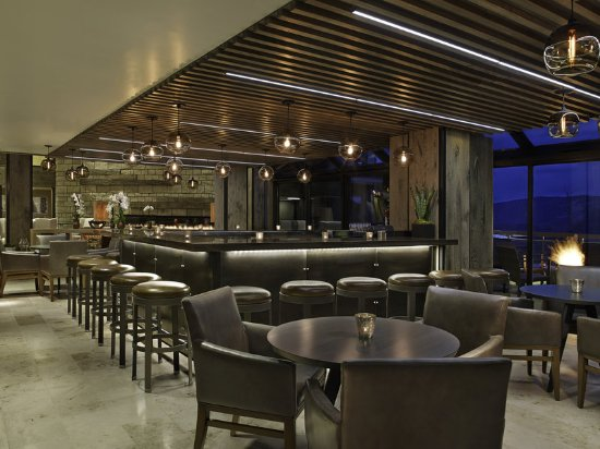 Snowmass Village, Kolorado: Westin Snowmass - Vue Lounge