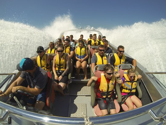 Cams Wharf, Australia: Lake rides, Advance Bookings recommended