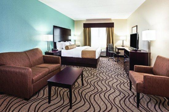 Alcoa, TN: Guest Room