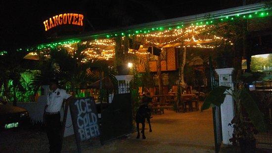 Hangover Resto Bar: night image