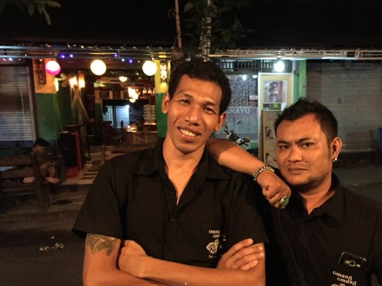 Padangbai, Indonesia: Big Boss......s.