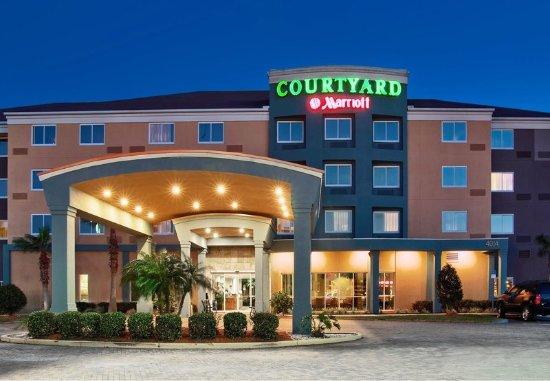 Oldsmar, Flórida: Entrance