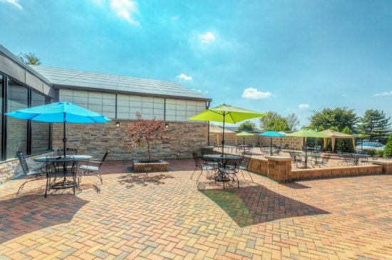 Earth City, MO : Guest Patio