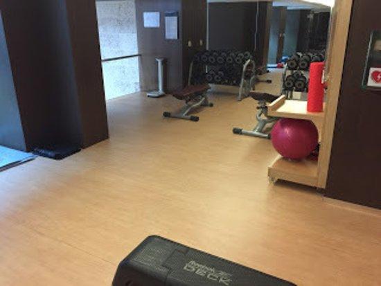 Sheraton Lisboa Hotel & Spa: Gym