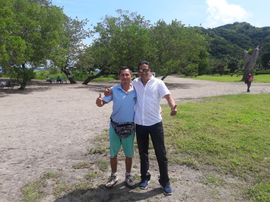Golfo de Papagayo, Costa Rica: Liz & Paul  See you next year