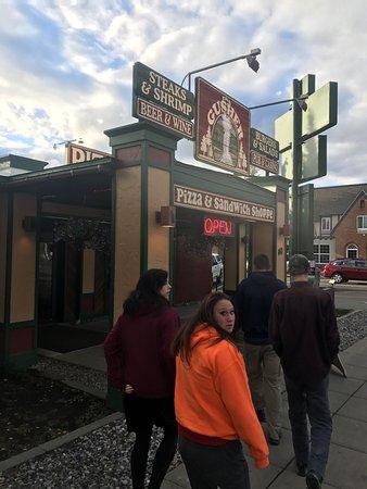 The Gusher Restaurant West Yellowstone