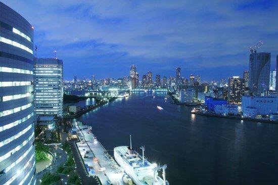 Intercontinental Tokyo Bay Restaurants