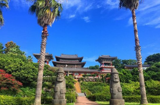 3-Day Jeju Island with Round-Trip...