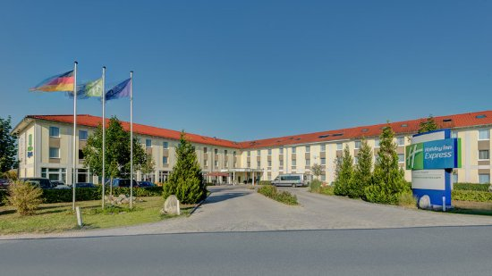 Обердинг, Германия: Welcome at the Holiday Inn Express Munich Airport