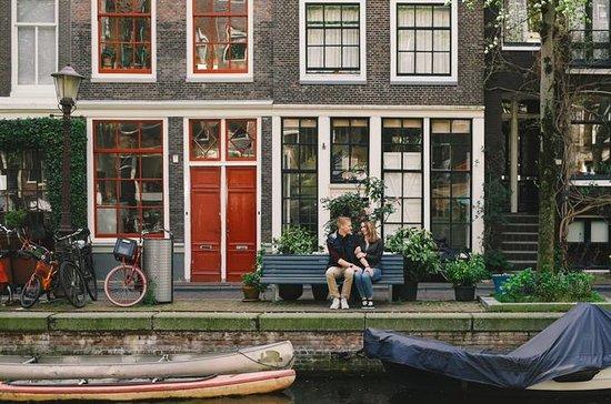 Persönliche Reise und Urlaub Fotograf Tour in Amsterdam