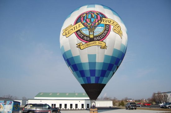 Private Hot Air Balloon Ride in...