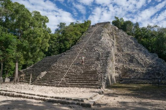 Private archaeological tour to Coba...