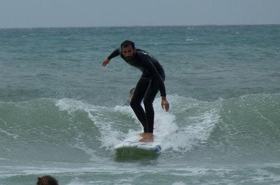 7 days surf camp