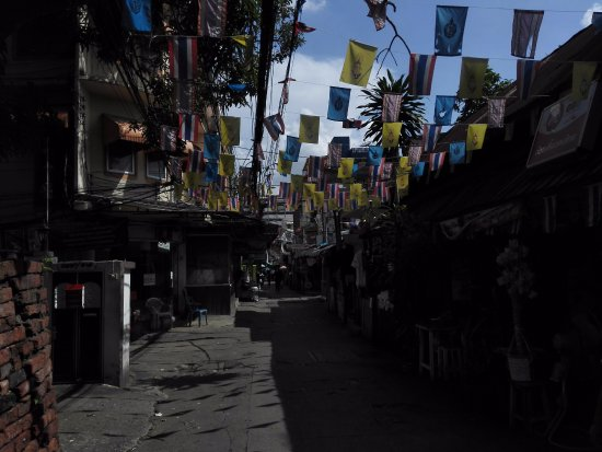 Baan Wanglang Riverside: ワンラン市場