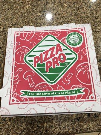 Springhill, LA: Pizza Pro