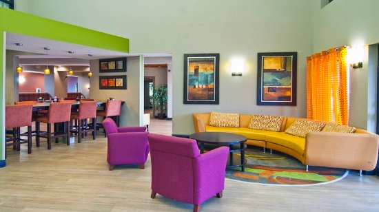 Opelousas, LA: Welcome to our Boutique Style Hotel and Resturant