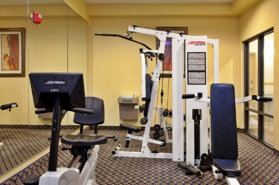 Opelousas, LA: Fitness Center