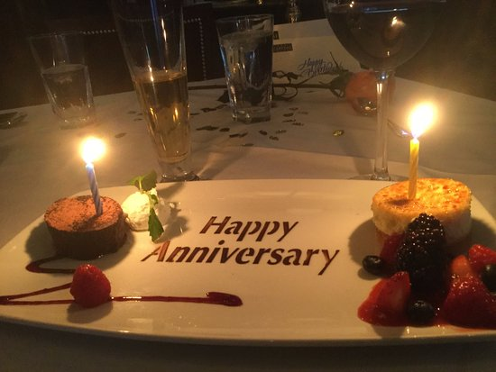 Capital Grille: Anniversary Celebration