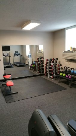 Glens Falls, Estado de Nueva York: Fitness Center