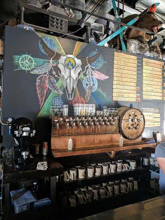 Eagle, Κολοράντο: Beer Menu