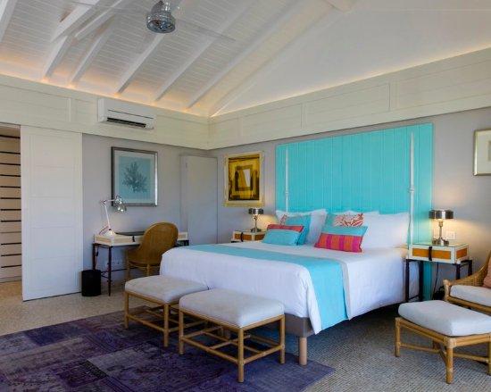 Grand Cul-de-Sac, St. Barthelemy: Ocean Cove Room