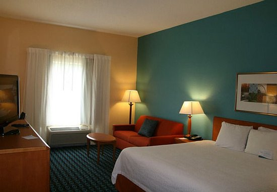 Fultondale, AL: King Guest Room