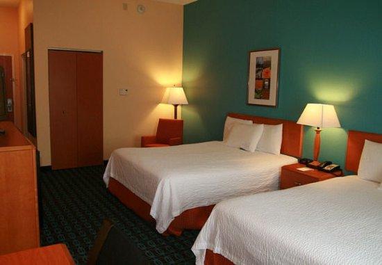 Fultondale, AL: Queen/Queen Guest Room