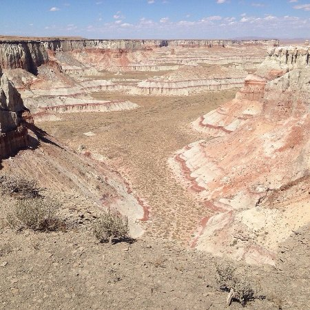 Coal Mine Canyon 사진