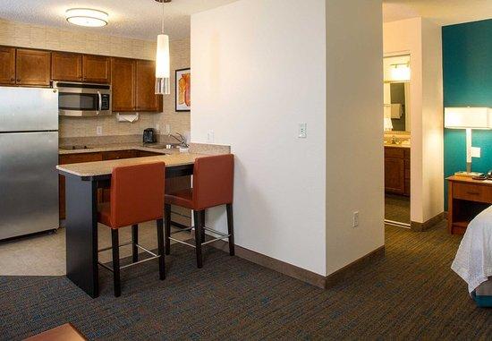 Hanover, MD: Studio Suite Kitchen