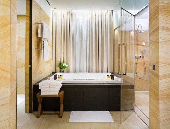 Barvikha, Russia: Presidential Suite Bathroom