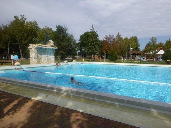 Berekfurdo, Венгрия: Nagymedence