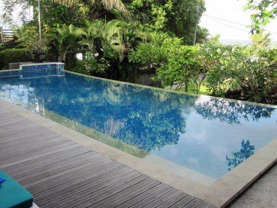 The Camakila Legian Bali: infinity pool