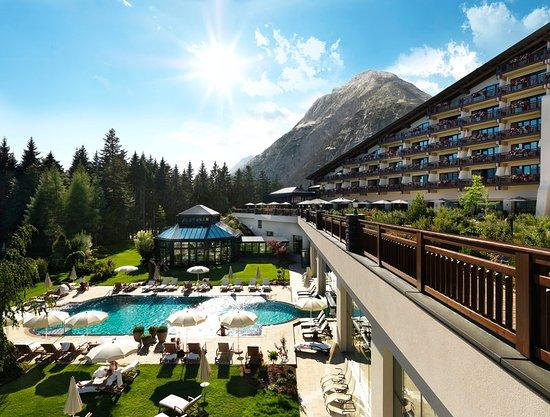 Telfs, Αυστρία: Exterior view in summer