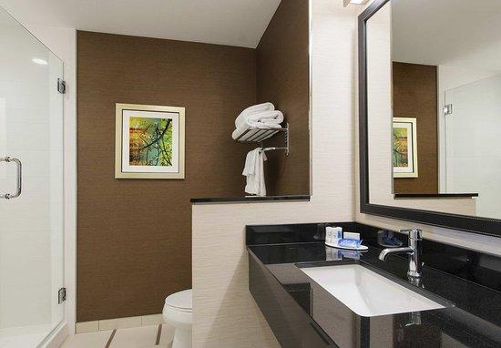 Clinton, MS: King Guest Bathroom