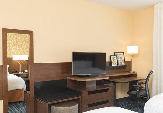 Clinton, MS: Guest Room - Standard Workstation