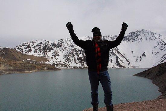 San Jose de Maipo, Şili: Embalse El Yeso