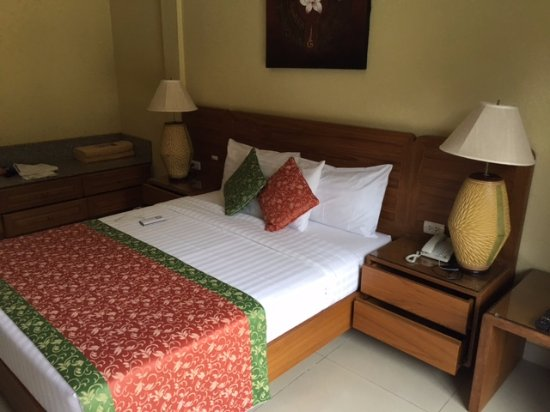 Baan Souy: Large, comfortable, clean rooms