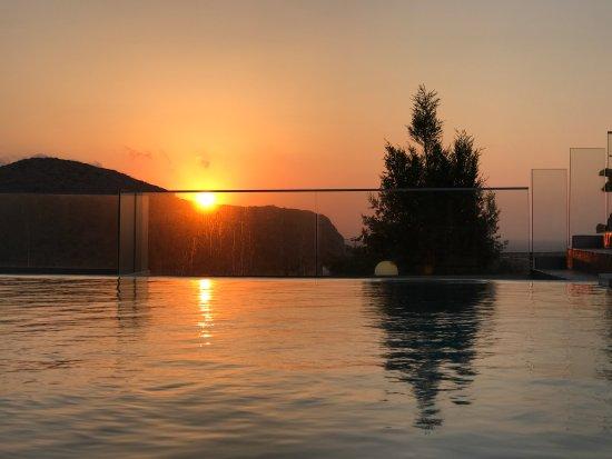 Arkassa, Yunanistan: Sunset