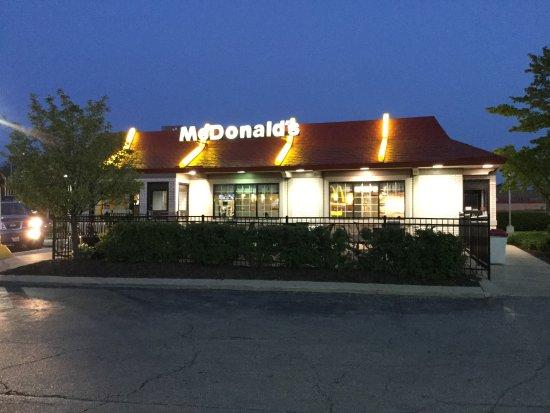 Des Plaines, Ιλινόις: McDonald's.