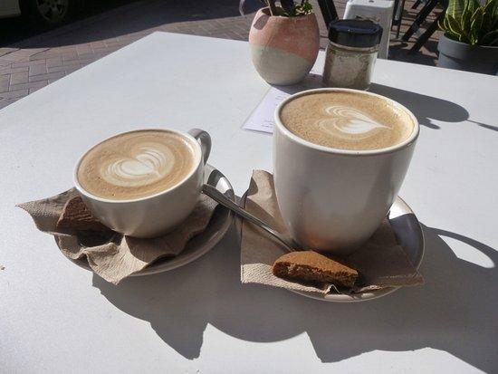 Milton, أستراليا: Coffees