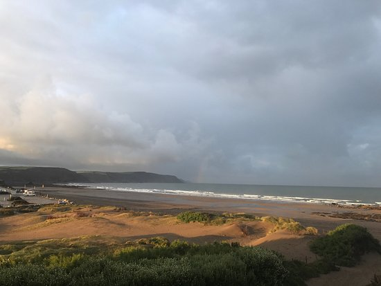 Widemouth Bay, UK: photo1.jpg