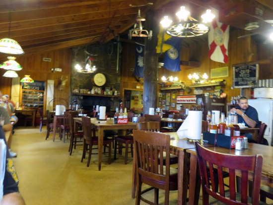 Monteagle, TN: more dining area at Smokehouse Restaurant