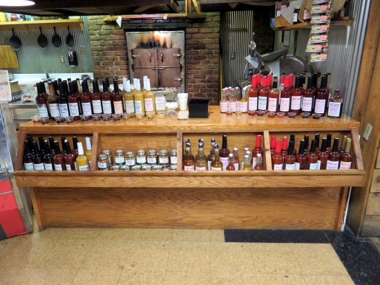 Monteagle, TN: BBQ sauces and smoked meats