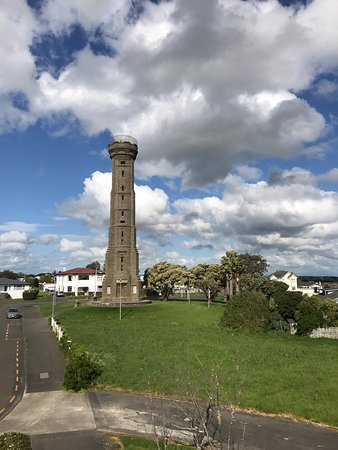 Whanganui, Nya Zeeland: Durie Hill Memorial Tower