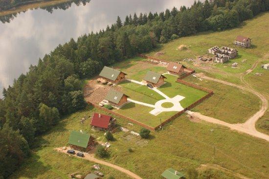 Нарочь, Беларусь: Деревня Вайшкуны, озеро Балдук, Голубые озёра.
