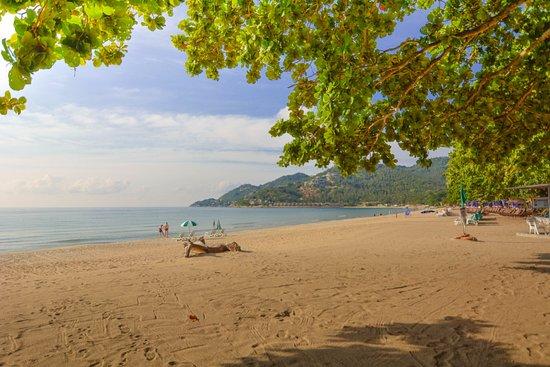 Beach - Picture of First Bungalow Beach Resort, Chaweng - Tripadvisor