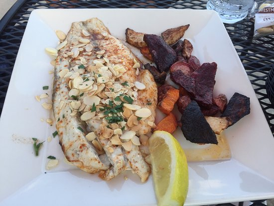 Green Lake, WI: Barramundi Amandine
