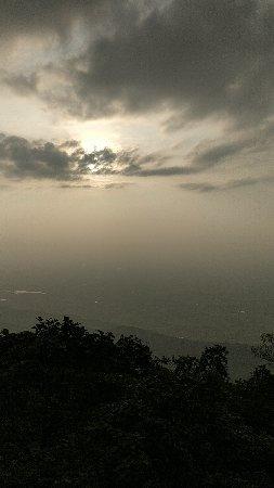 Sunset Point Mount Abu : Snapchat-1048172447_large.jpg