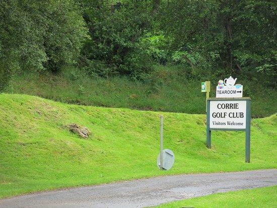 Corrie Golf Club