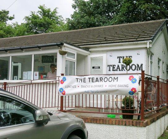 Corrie, UK: The Tearoom